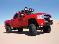 Picture of 2011 Chevrolet Silverado 2500HD LTZ Crew Cab 4WD, exterior, gallery_worthy