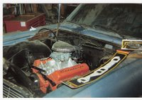 1965 Chevrolet Malibu picture, engine