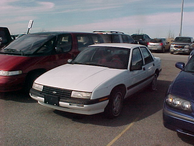 Picture of 1994 Chevrolet Corsica 4 Dr STD Sedan