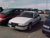 1994 Chevrolet Corsica Overview