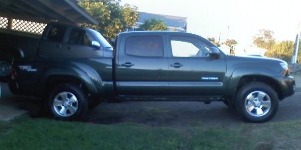 2010 Toyota Tacoma Double Cab LB V6 4WD, My new truck....so stoked... , exterior, gallery_worthy