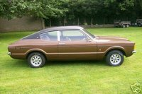 1975 Ford Taunus Overview