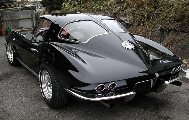 Picture of 1963 Chevrolet Corvette, exterior, gallery_worthy