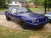 1985 Ford Mustang LX, This car is like mine except its a hatchback ill pics of mine up soon
