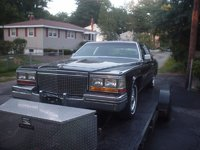 1981 Cadillac Fleetwood Overview