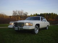 Picture of 1990 Cadillac Brougham D'elegance Sedan, exterior, gallery_worthy