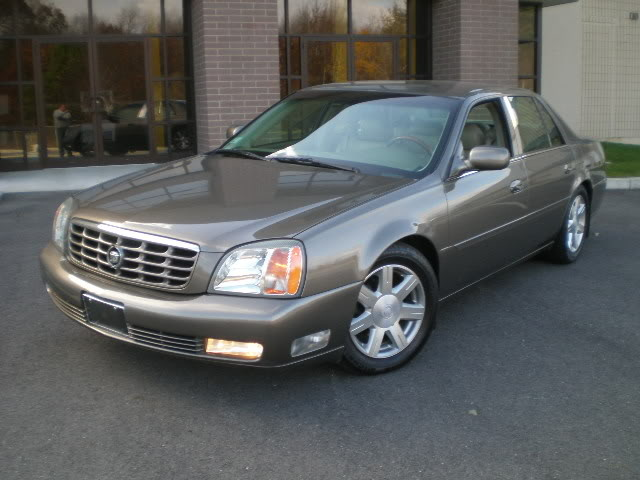 Picture of 2000 Cadillac DeVille DTS, exterior, gallery_worthy