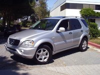 2000 Mercedes-Benz M-Class ML320, 2000 Mercedes-Benz M-Class 4 Dr ML320 AWD SUV picture, exterior