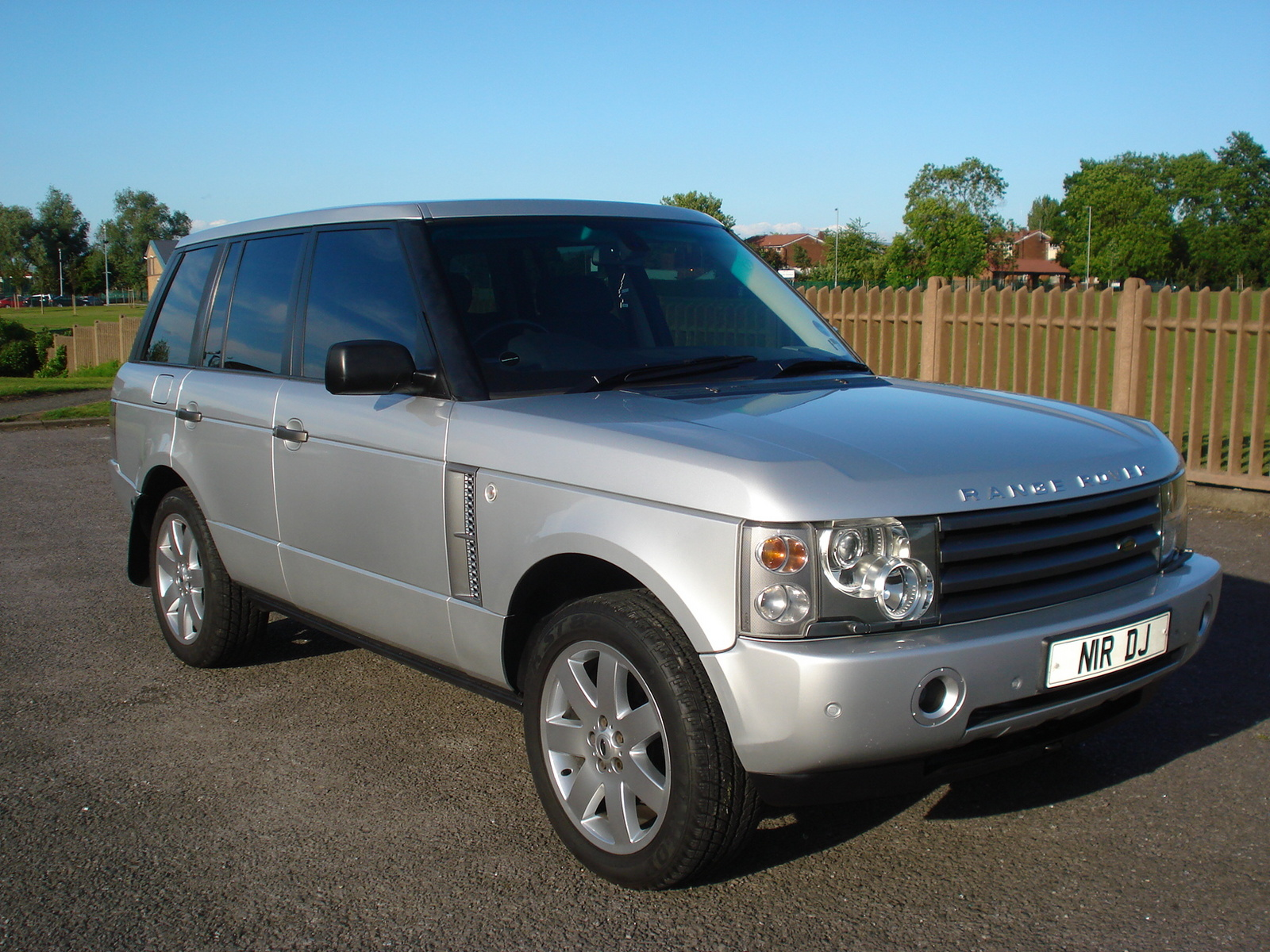 2003 Land Rover Range Rover Pictures Cargurus