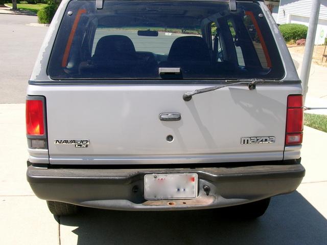 1991 Mazda Navajo