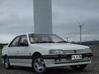 1990 Peugeot 405, Te Apiti windfarm, exterior, gallery_worthy