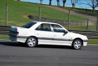 1990 Peugeot 405, In action....before I broke it, exterior