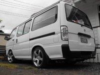 1998 Toyota Hiace, Freshly slammed, exterior