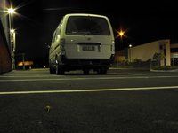 1998 Toyota Hiace, Somewhere in Penrose, exterior