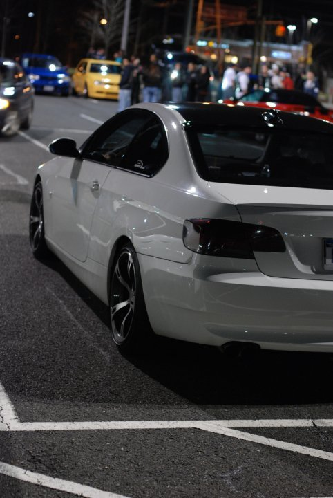 2008 BMW 3 Series 328i Coupe picture, exterior