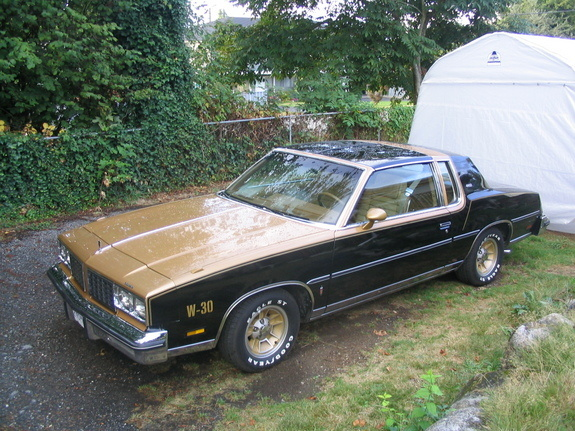 Picture of 1980 Oldsmobile 442