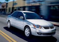 2006 Mitsubishi Lancer Picture Gallery