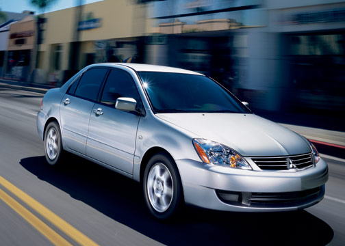 Picture of 2006 Mitsubishi Lancer