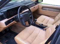 Picture of 1990 Volvo 740 GLE, interior