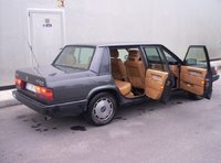 Picture of 1990 Volvo 740 GLE, interior, gallery_worthy