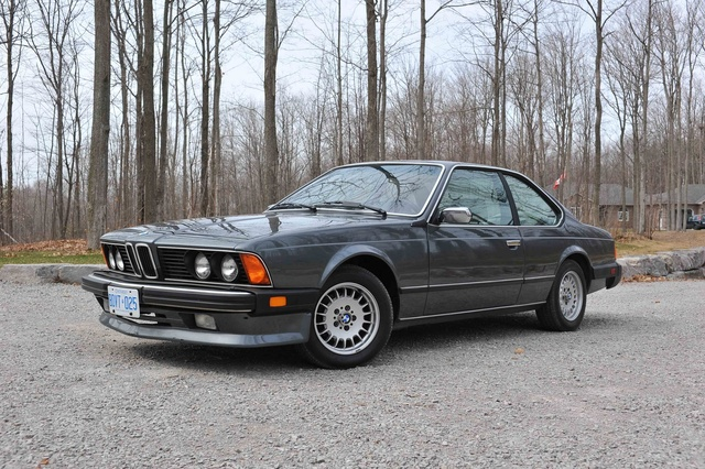 Picture of 1985 BMW 6 Series