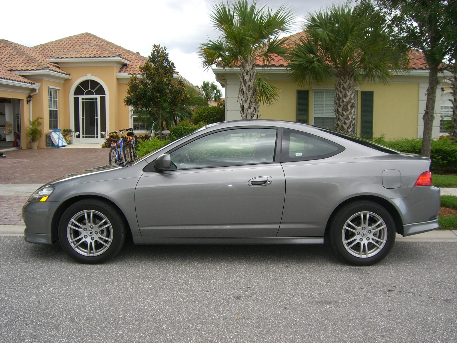2006 Acura RSX Coupe Picture Exterior