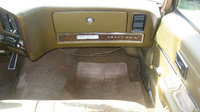 1970 Pontiac Grand Prix, Baja Gold Gp's RARE glove box interior., interior
