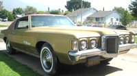 1970 Pontiac Grand Prix, California car, Baja Gold, did have white vinyl top, numbers matching 400/350hp & TH400, 157,000 miles, no rust, no accidents, bought on eBay from 2nd owner (who bough...