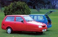 1976 Reliant Robin Overview