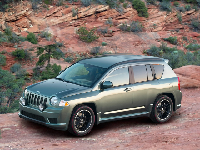 2007 Jeep Compass User Reviews