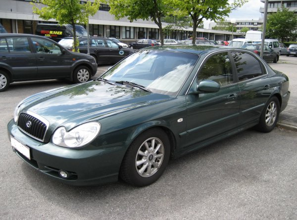 Picture of 2004 Hyundai Sonata GLS