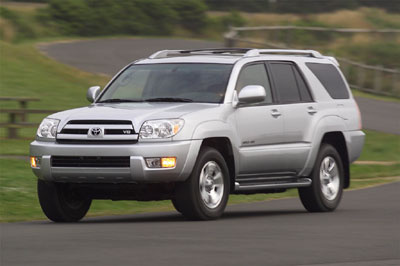 Picture of 2004 Toyota 4Runner SR5, exterior, gallery_worthy