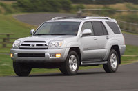 2004 Toyota 4Runner Overview
