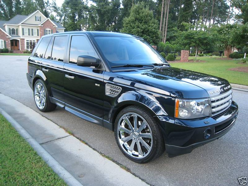 2006 land rover range rover sport pictures cargurus. Black Bedroom Furniture Sets. Home Design Ideas