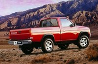 1989 Nissan Pickup Picture Gallery