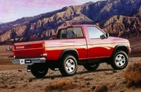 1989 Nissan Pickup Overview