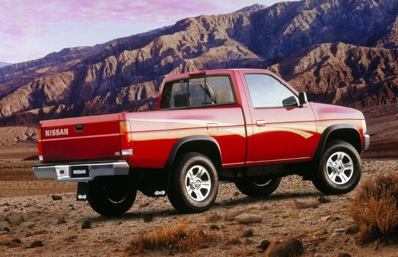 1989 nissan pickup overview cargurus. Black Bedroom Furniture Sets. Home Design Ideas