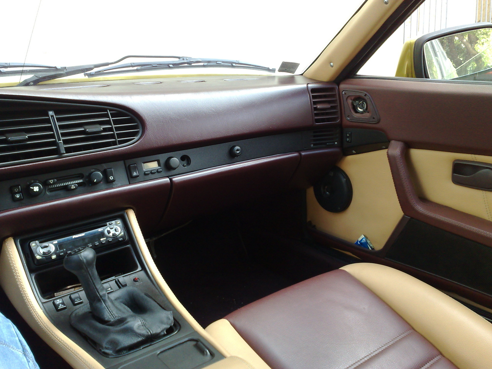 1989 porsche 944 pictures cargurus for Porsche 944 interieur