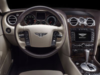 2008 Bentley Continental Flying Spur, interorzz, interior