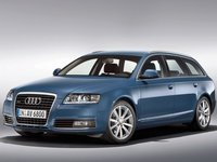 2009 Audi A6 Avant Picture Gallery