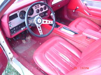 1977 Ford Mustang Cobra II picture, interior