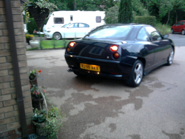 Picture of 1997 FIAT Coupe