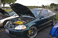 Picture of 1997 Honda Civic Coupe, exterior, engine, gallery_worthy