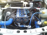 Picture of 1989 Ford Sapphire, engine