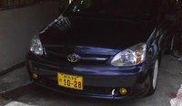 2005 Toyota ECHO 2 Dr STD Coupe, to4 prontico, exterior