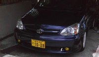 2005 Toyota ECHO 2 Dr STD Coupe, to4 prontico, exterior