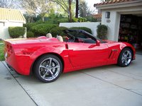 Picture of 2010 Chevrolet Corvette Grand Sport Convertible 1LT, exterior