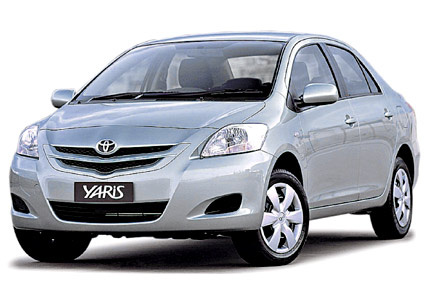 Picture of 2009 Toyota Yaris Base