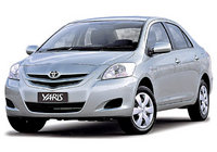 2009 Toyota Yaris Base picture, exterior