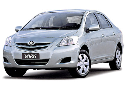 2009 Toyota Yaris Base picture